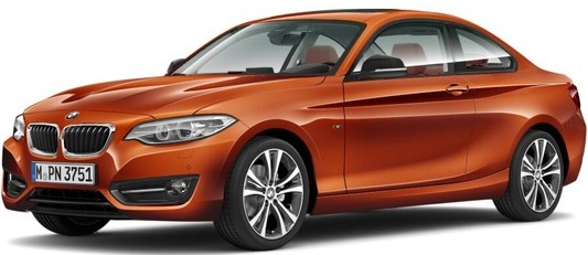 BMW 2XX F22/F23
