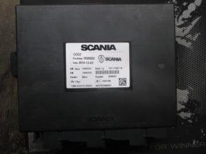 Ремонт координатов Scania в Липецке!