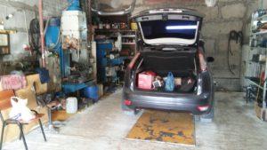 Ремонтируем рулевую рейку Ford Focus 2 в Липецке!