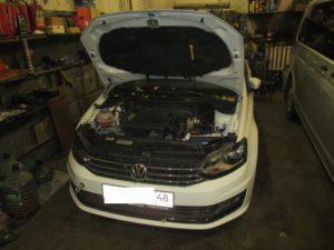 Ремонт ЭБУ Bosch ME17.5.26 от VW Polo 1.6-CWBA в Липецке!