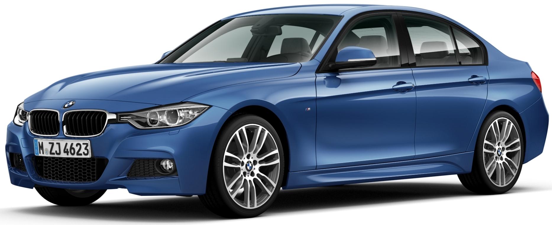 BMW 3XX F30/F31/F80