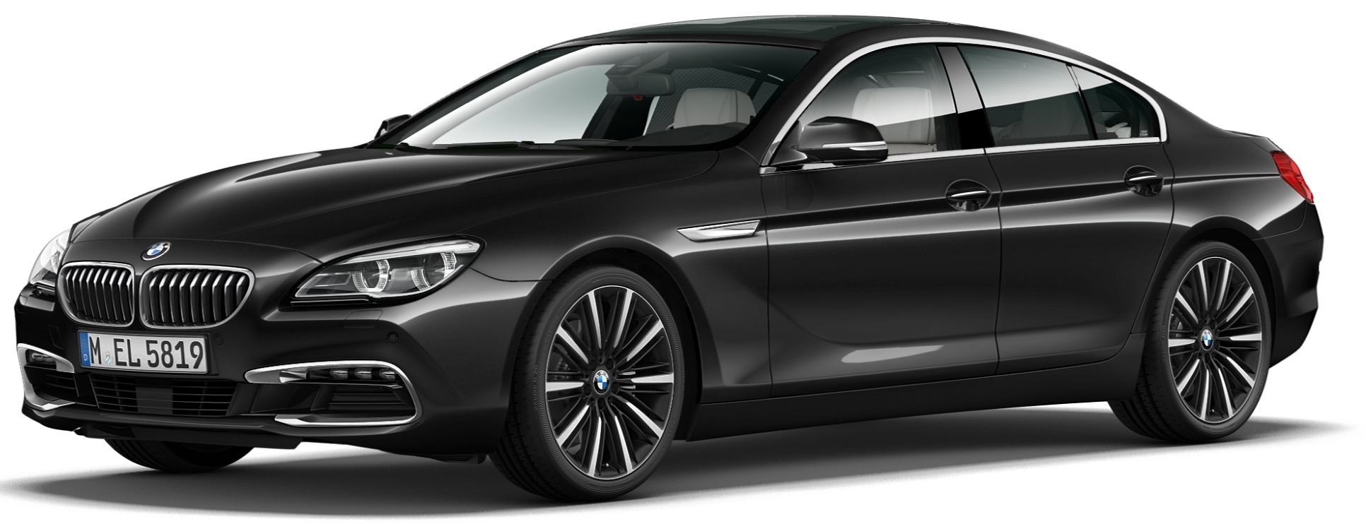 BMW 6XX F06/F12/F13