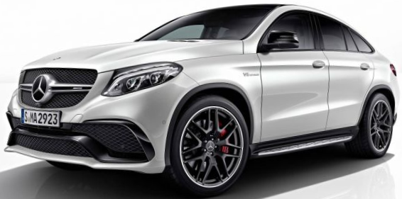MERCEDES GLE-CLASS COUPE