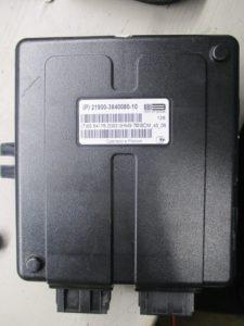 Ремонт BCM 21900-3840080-10 с дефектом не работает поворотник в Липецке!