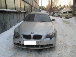 Завел не заводимую BMW 520I E60