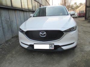 Чип-Тюнинг Mazda CX5 NEW 2.0L,149 в 165 лошадок в Липецке!