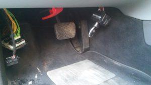 Замена замка зажигания EZS на Mercedes S-Klass W221 в Липецке!