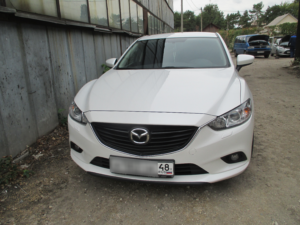 Чип Тюнинг Mazda 6 GEN3 2.0L в Липецке!