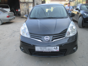 Удаление катализатора, прошивка Евро 2 Nissan Note 1.6L в Липецке!