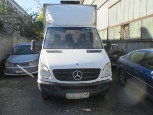 Удаление сажевого фильтра на Mercedes Sprinter 906 в Липецке!
