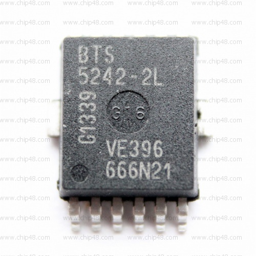 Купить микросхему BTS5242 в Липецке!