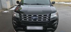 Чип Тюнинг Ford Explorer 2017 3.5L в Липецке! Прошивка 249 лошадок в 310 лошадей.