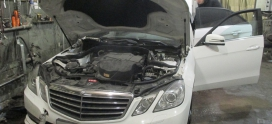 Обнуление блока управления АКПП 722.9 на Mercedes в Липецке!