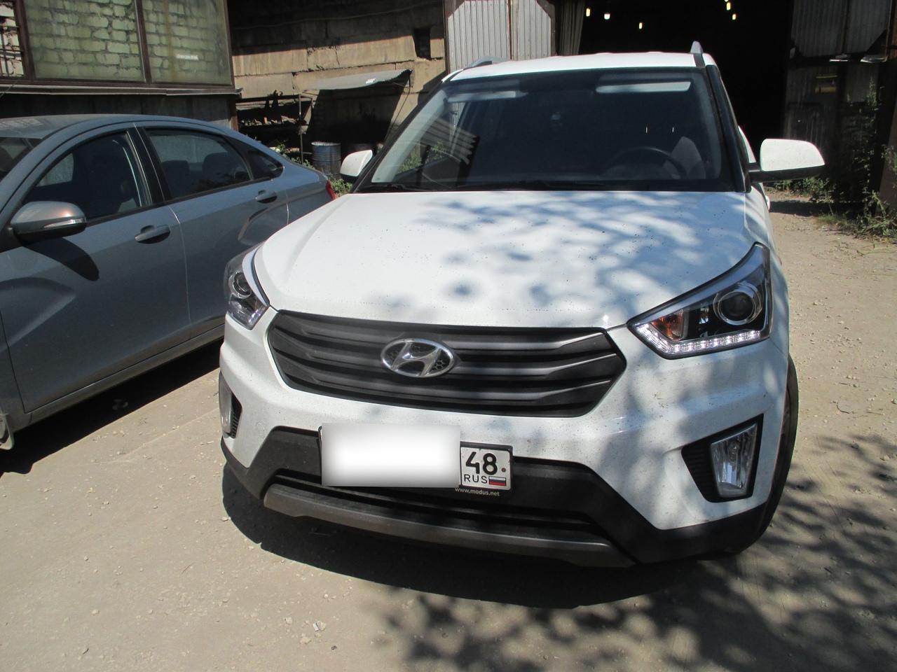 Прошивка Hyundai Creta 2.0L Sim2K-251 в Липецке!