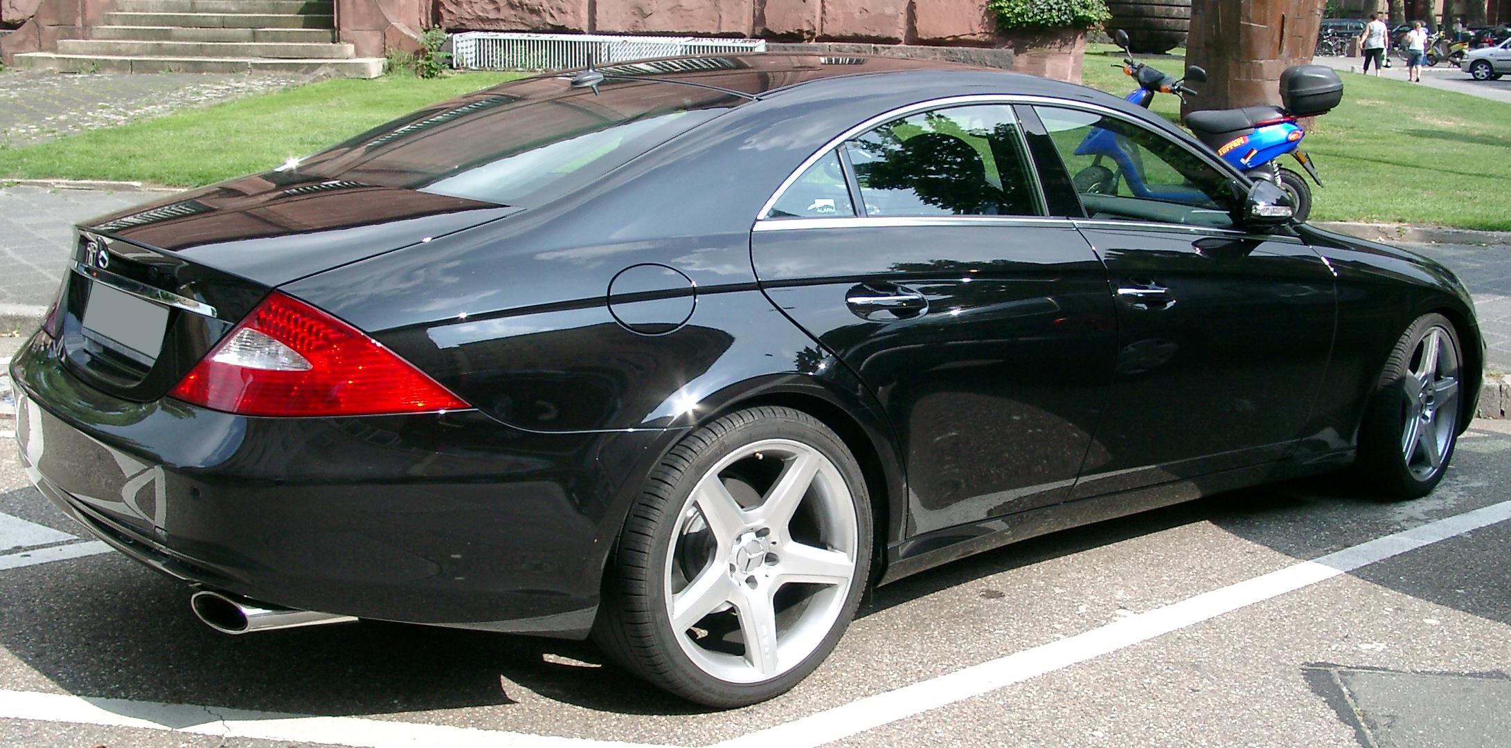 ЭБУ Mercedes CLS 350 CGI W219