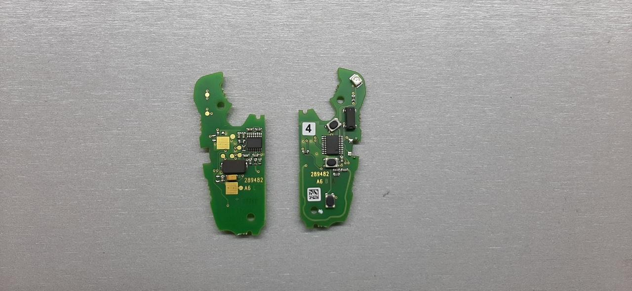 Про ключи 8E0 837 220 К Audi A4 и невозможность привязать центральный замок.