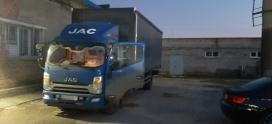 Отключение мочевины на JAC N120(3008D4) ISF3.8 в Липецке!